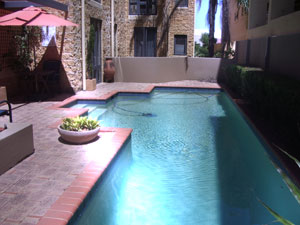 a clean swimming pool is a safe swimming pool