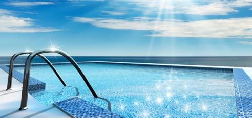 More green pool tips