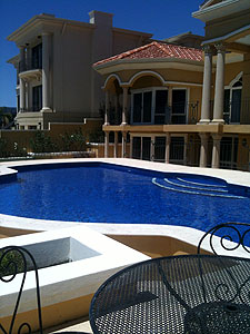 water treatment and swimming pool service testimonial